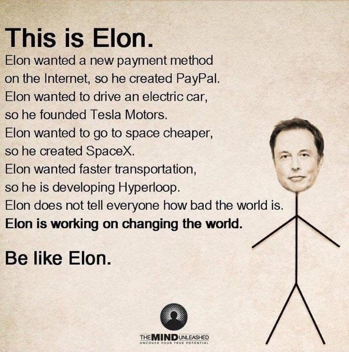 this is elon